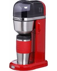 KitchenAid KCM0402ER Empire Red Personal Coffeemaker