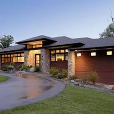 Prairie House Designs by Ranch Home With Hip Roof And Covered Entrance Design Ideas
