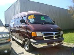 2001 Dodge Ram Van For Sale In Blue Island IL
