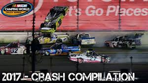 Nascar Truck Series - 2017 - Crash Compilation - YouTube Semi Truck Crashes And Jacknifes Youtube Crazy Truck Crash Amazing Trucks Accident Best Trailer Crash Police Chases 4 Beamng Drive Lorry Aberdeen Heavy Recovery Test 2017 Pickup Colorado Tacoma Frontier Big Rig Us 97 Wa 14 Viralhog Euro Simulator 2 Scania Damage 100 Monster Jam 2012 Tampa Compilation 720p Video Into Walmart Store Videos For Kids Hot Wheels Monster Jam Toys Survivor Speaks Out About Semitruck Accident Volving Bus Of Pig Road Repair Vehicles Episode 140