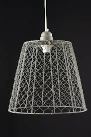 Large Punched Tin Lamp Shades by Wire Mesh Lamp Shades Ideas For The House Pinterest Wire