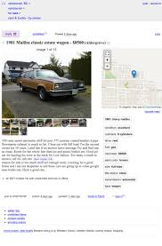 100 Craigslist Space Coast Cars And Trucks By Owner At 8500 Could This 1981 Chevy Malibu Wagon Bring Home The
