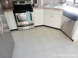 how to clean kitchen floor tile grout elegant livelovediy how to