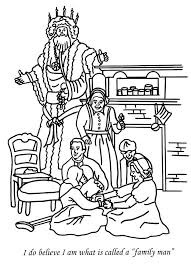 Best A Christmas Carol Coloring Pages 64 In Online With