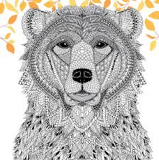 Each Wonderfully Detailed Piece In The Colouring Book Menagerie Is A Work Of Art To