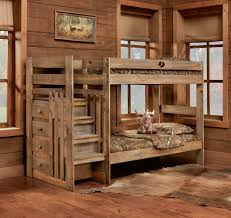 5989 Mossy Oak Twin Twin Stairstep Bunkbed – AWFCO Catalog Site