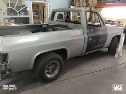 100 84 Chevy Truck Parts 19 C10 Marco S LMC Life