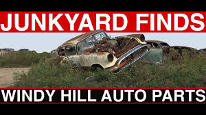 100 Midwest Truck Parts Junkyard Finds At Windy Hill Auto New London Minnesota YouTube
