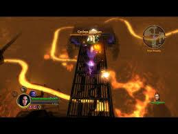 dungeon siege 3 map dungeon siege 3 walkthrough quest strike and on holy ground