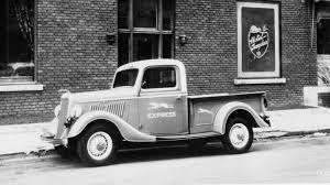 100 History Of Trucks Ford Turn 100 Years Old Today The Drive