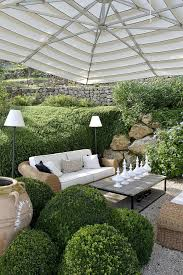 Relax In The Seating Area Garden