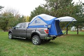 Napier Sportz Truck Tent 57 Series Fits 8 Ft. Bed | Auto And Truck ...