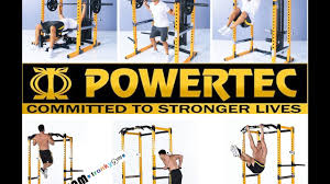 POWERTEC POWER RACK WB PR 10 REVIEW TUTORIAL E COSTRUIRE HOW TO