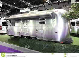 100 Classic Airstream Trailers For Sale BANGKOK August 4 Car On Display At Big