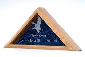 Flag Display Cases Scout Case
