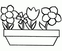 Coloring Pages Marvelous Page Flowers Free Of