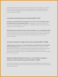Great Resume Examples 2016 Fresh Best Sales