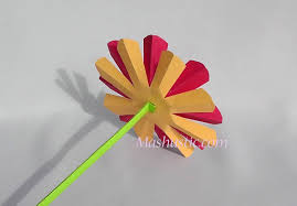Very Easy And Beautiful Paper Flowers