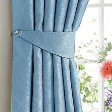 Teal Blackout Curtains Pencil Pleat by Damask Pencil Pleat Curtains Ebay
