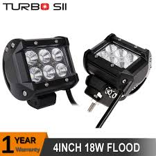 2x 18W Cree Led Work Lights Pods Spot Offroad Lamp For ATV JEEP UTE ... 12w Led Offroad Work Light Truck Tractor Car Fog Auxiliary Are Bed Lighting For Those Who Work From Dawn To Dusk Trucklite 8170 Signalstat Stud Mount 5 Rectangular 2 X Cube 16w Cree Flood Driving Off Road Bar Jeep Buy Now X 6inch 18w Lamp Traxxas Xmaxx Lights Super Bright Easy To Install Youtube Flush Pods Spotflood Offroad Boat Ip67 12v 24v 10w Warning Lights On Vehicle Lighting Ecco Bars Worklamps Cap World