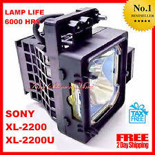 Sony Kdf 50e2000 Lamp Replacement Problems by Sony Projection Tv Lamp Ebay