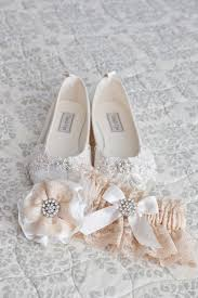 Beautiful Bridal Flats Gater And Hair Piece Perfect For A Romantic Vintage Wedding