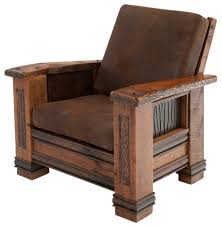 Rustic Accent Chairs Upholstered Barnwood Chair Armchairs And By Woodland Creek Furniture