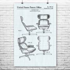 Eames Lounge Chair Poster Print | Furniture Wall Art | Patent Earth Vintage Chair And Ottoman Tyres2c Vecelo Eames Style Dsw Eiffel Plastic Retro Ding Chairlounge Lounge And Herman Miller Replica Grey Chicicat Norr 11 Man Ambientedirect 9 Best Chairs With Back Support 2018 Kopia Wwwmahademoncoukeameshtml Charles E Swivelukcom Alinum Group Kobogo Original