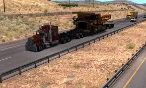 100 Biggest Truck Ever The Biggest Load Ive Ever Hauled 107ton Cat Haul Truck Trucksim