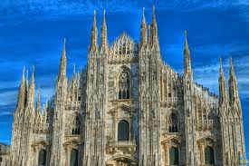100 Architectural Masterpiece Milans Mustsee Architectural Masterpiece Duomo Di Milano