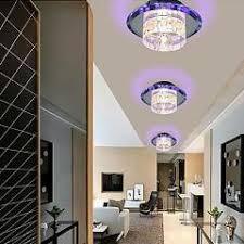 18cm mini flush mount modern led ceiling light lustre home