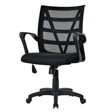 desk chairs mesh task chair costco bayside metro office desk