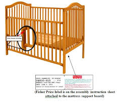 Side Crib Attached To Bed by Infant Entrapment And Suffocation Prompts Stork Craft To Recall