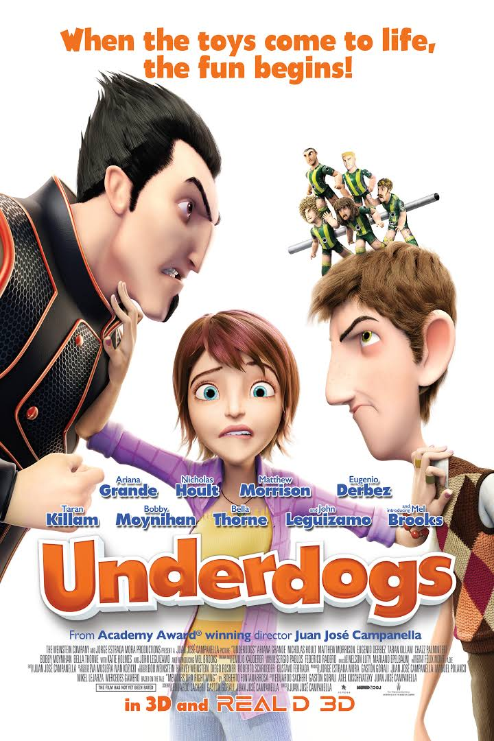 Underdogs-Metegol