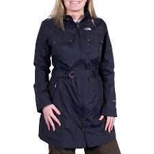 the north face grace long rain jacket women u0027s evo