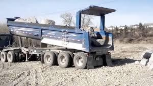 100 End Dump Trucking Companies Cancade Company Triaxle Gravel YouTube