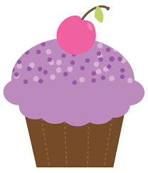 Cupcake Drawings and Cupcakes clipart