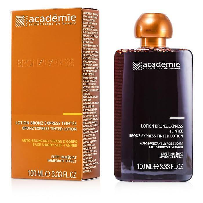 Académie Bronz'express Face & Body Self-Tanning Lotion