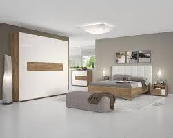 schlafzimmer komplett set a manase 5 teilig farbe eiche braun weiß hochglanz