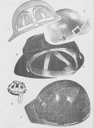caving report 05 a survey of headwear and lighting available for