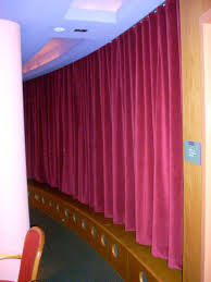 Noise Dampening Curtains Industrial by Acoustic Curtains And Acoustic Drapes