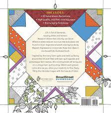 Amazon Barn Quilts Coloring Book Miss Mustard Seed Majestic Expressions 9781424553976 Marian Parsons Books