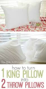 Replacement Sofa Pillow Inserts by 25 Unique Pillow Inserts Ideas On Pinterest Pillow Forms