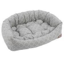 halo rain cotton blend napper dog bed