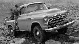 100 History Of Trucks A Brief How The Aftermarket Invented GMs 4WD
