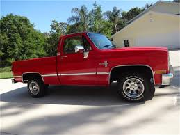 1985 Chevrolet Silverado For Sale | ClassicCars.com | CC-1083977 Chevrolet Silverado Reviews Specs Prices Photos And Videos Top Vintage Chevy Truck Pickup Searcy Ar Classic 1985 C10 For Sale 9311 Dyler 1977 Ck 10 Overview Cargurus Youtube Rocky Ridge Lifted Trucks Gentilini Woodbine Nj Chevy 4x4 Trucks With Rally Wheels Olyella1tons S10 Pictures Mods Upgrades Wallpaper 2 Door Real Muscle Exotic Daily Turismo 10k America K10 1500 4x4 Bob Fisher Dealer In Reading Pa New Used Cars