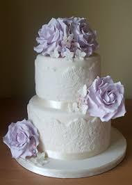 Wedding Cake Wedding Cakes White Purple Wedding Cakes Fresh The White Purple Wedding Cakes Ideas to