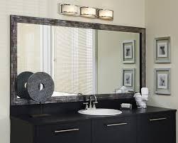 Mirror Frame Ideas Bathroom