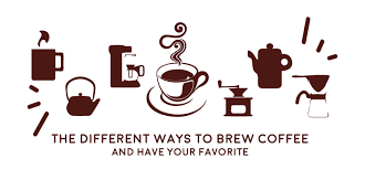 The Different Ways To Brew Coffee