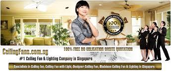 singapore ceiling fan ceiling fan with light